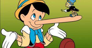 C'è un Pinocchio in ognuno di noi: l'arte, contagiosa, di dire bugie