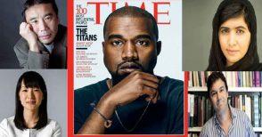 Anche scrittori e saggisti tra i personaggi più influenti dell'anno secondo il Time