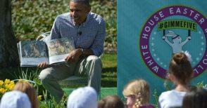Obama dedica all'importanza della lettura (e della scrittura) una delle ultime interviste da presidente