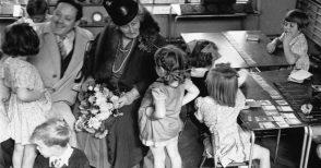 """Per Maria Montessori """"la scuola è libertà"""""""