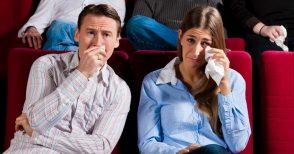I film tristi rendono più forti. Ma piangere ci fa bene?