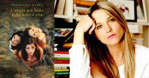 Francesca Barra e l'estate più bella della nostra vita