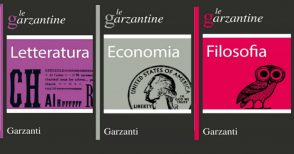 """""""Le Garzantine"""": la storica collana di enciclopedie ora in ebook"""