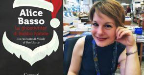 """""""LaGhostwriter di Babbo Natale"""": scarica il racconto inedito di Alice Basso"""