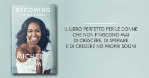 Becoming: il memoir di Michelle Obama è in libreria